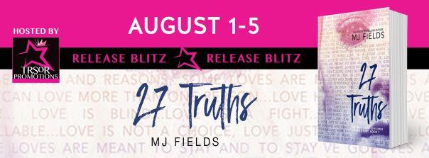 27 truths release blitz